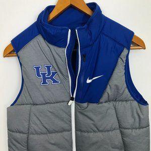 Nike University of Kentucky Women Zip Vest Jacket